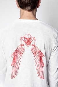 T-Shirt Hector Flamme Eagle