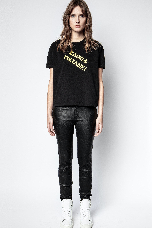 D-Dyma Backstage Show T-shirt