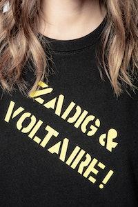 T-Shirt D-Dyma Backstage Show