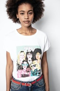 T-Shirt Anya Band Of Sisters