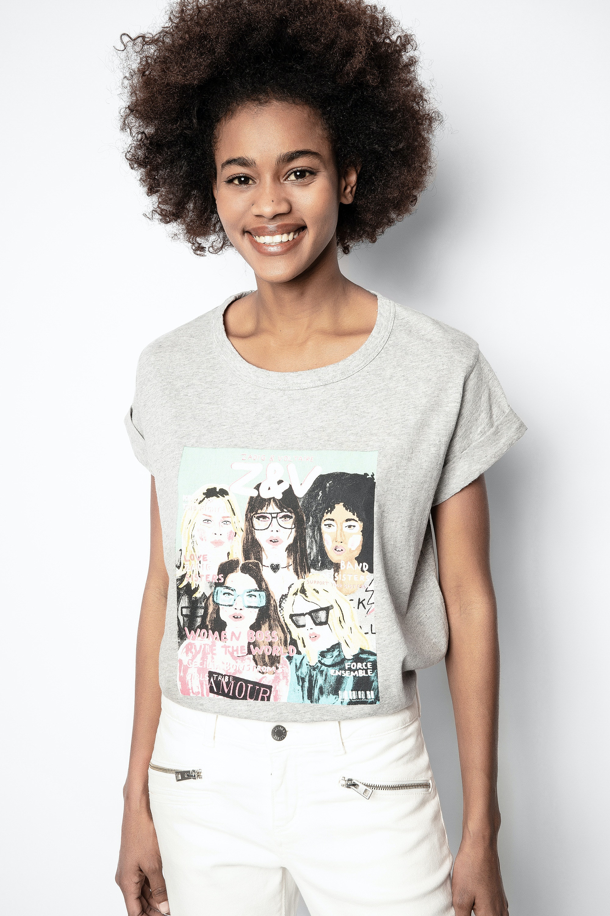 Camiseta Anya Band of Sisters