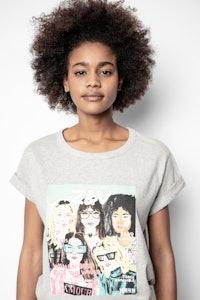 T-Shirt Anya Band Of Sisters