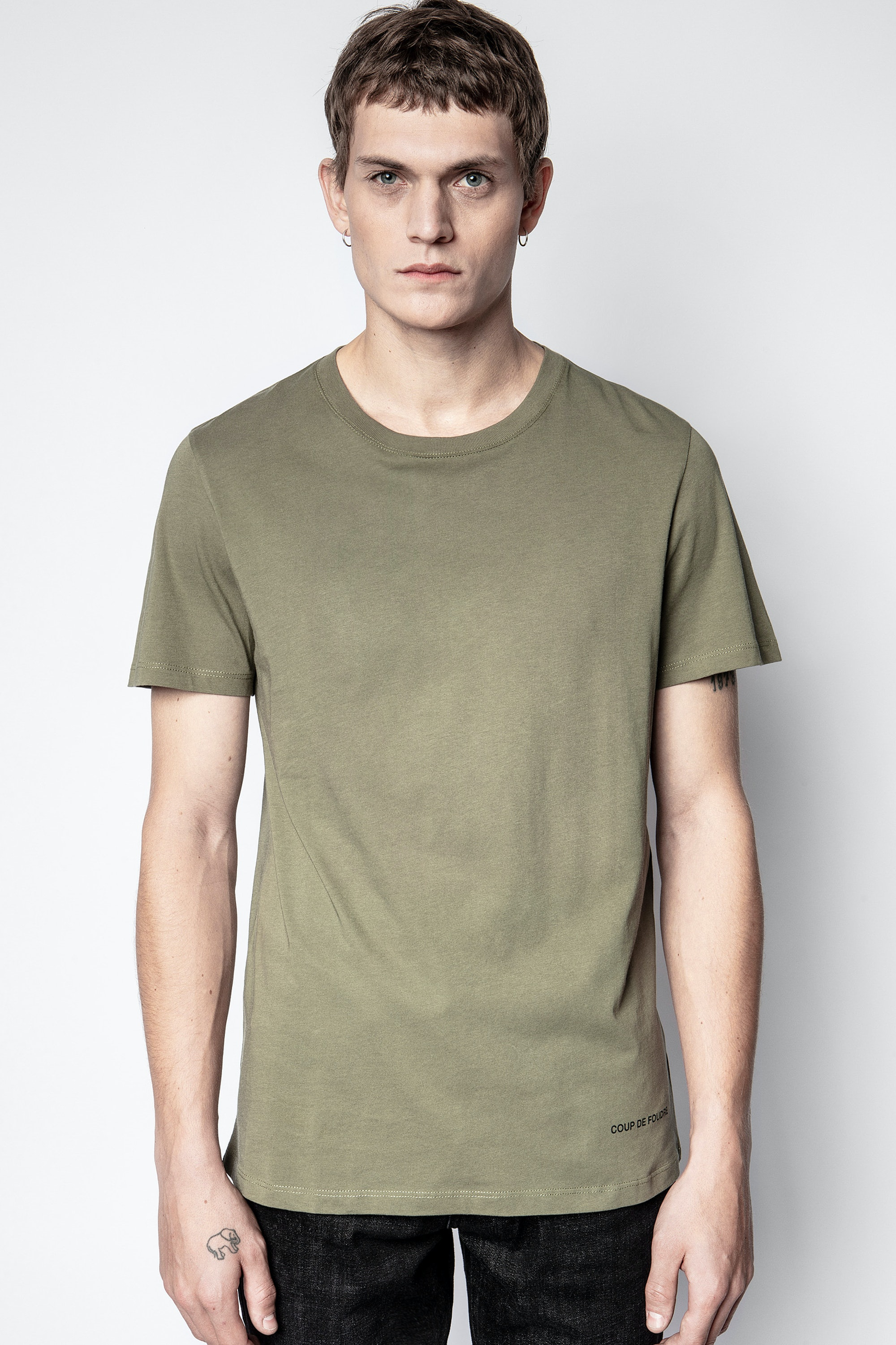 T-Shirt Ted Photoprint CDF