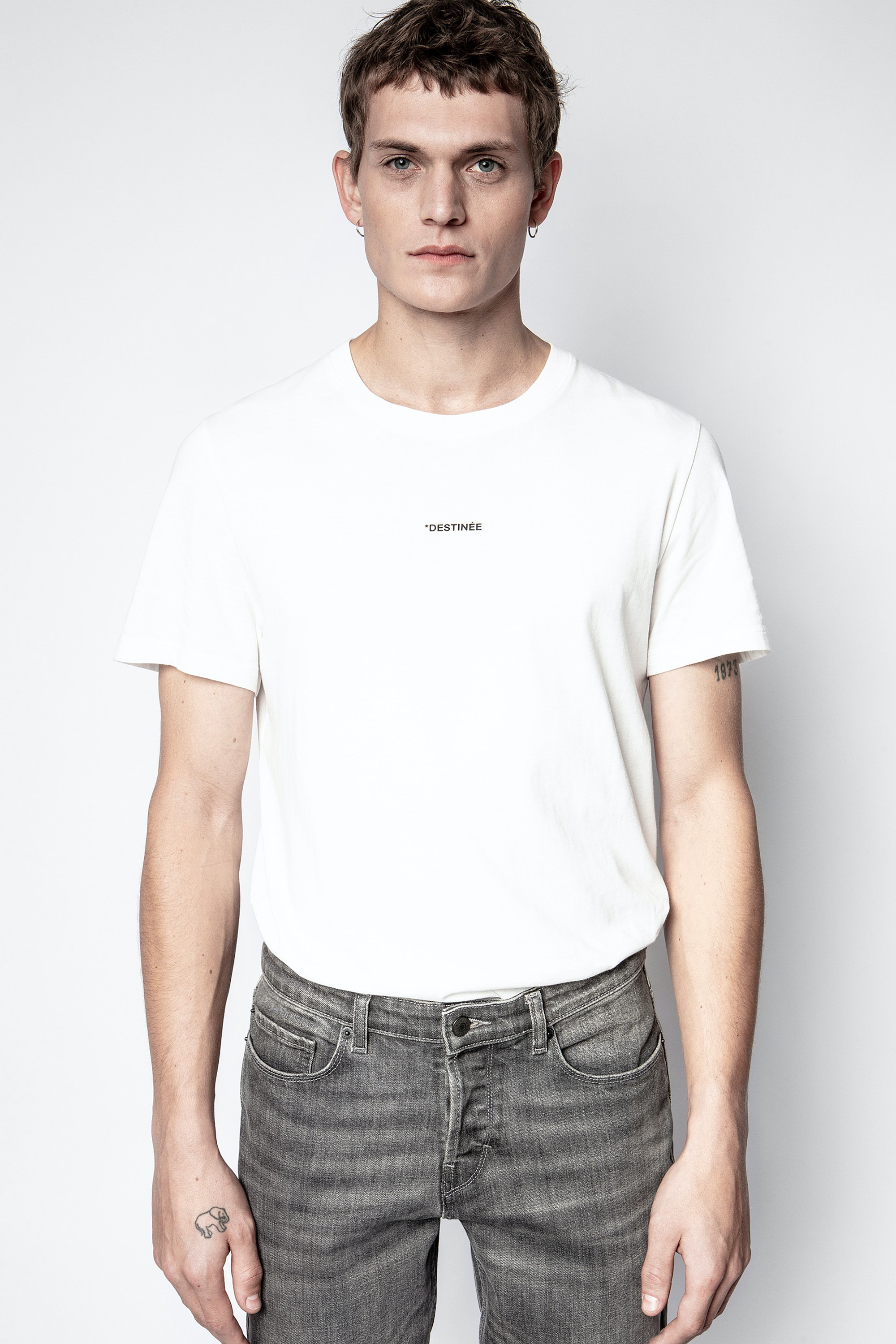 Ted Photoprint Destinée T-shirt