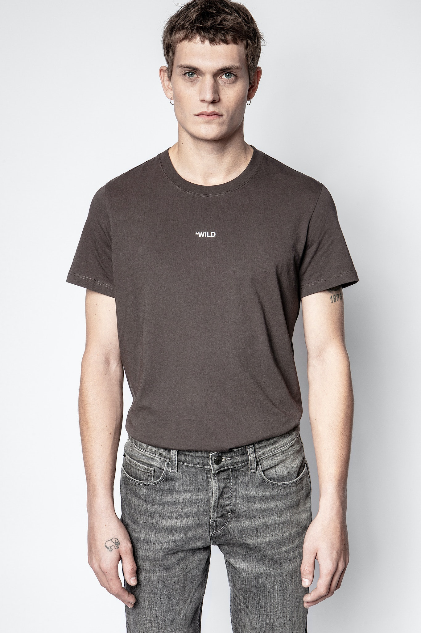 T-Shirt Ted Photoprint Wild