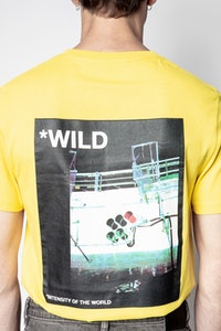 Ted Photoprint Wild T-shirt