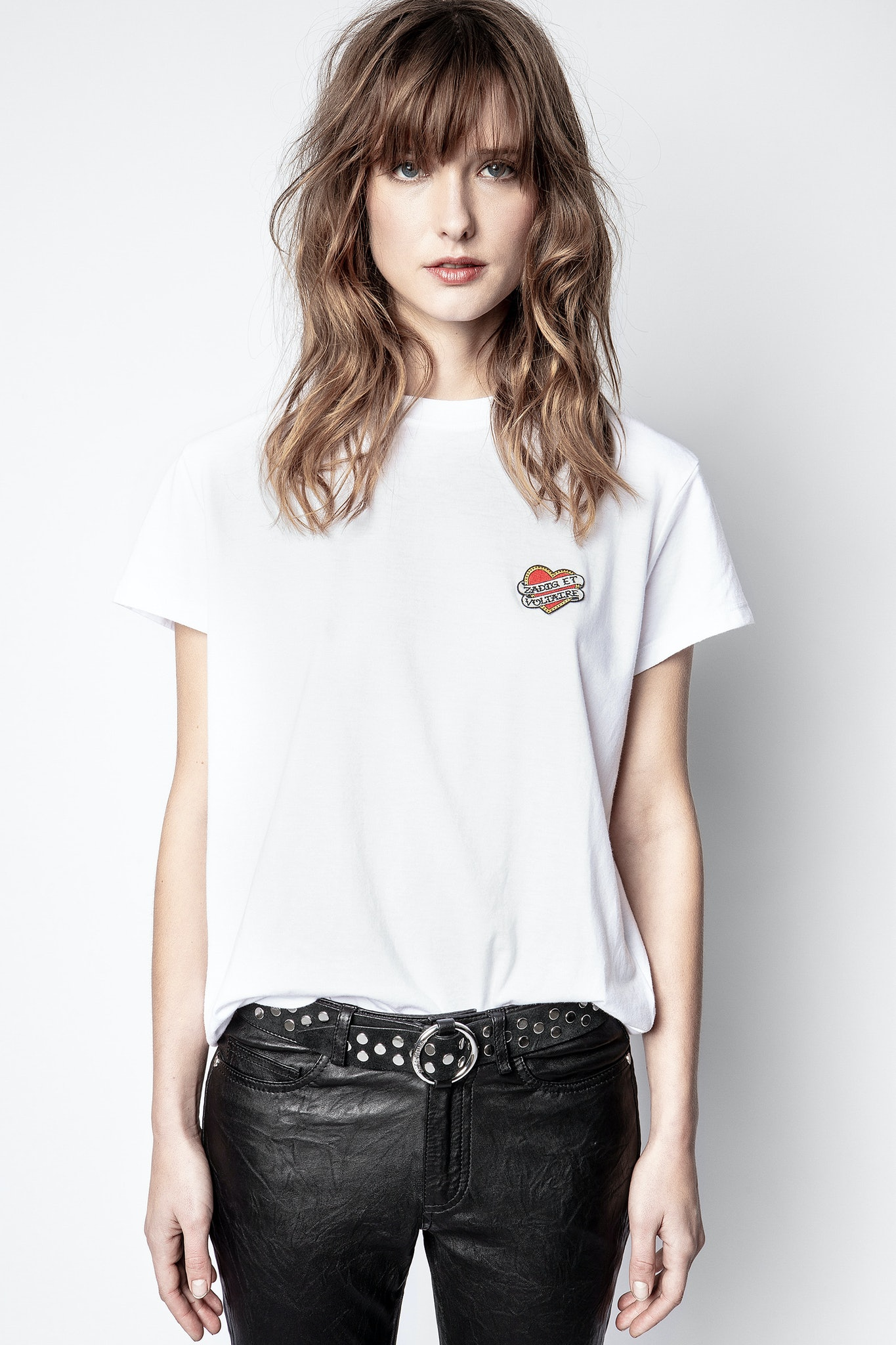 Zoe Small Heart Iconics T-Shirt