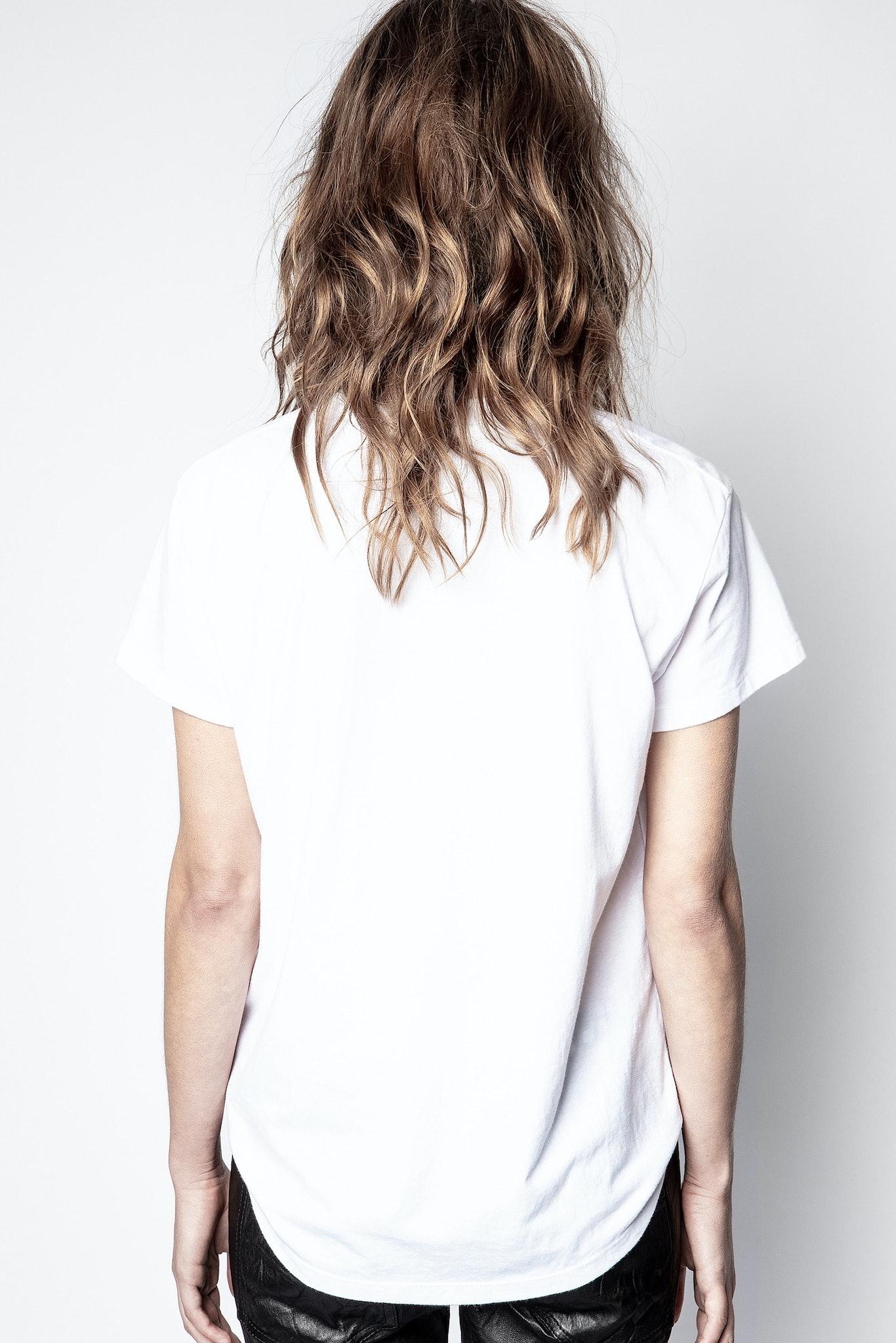 Camiseta Zoe Small Heart Iconics
