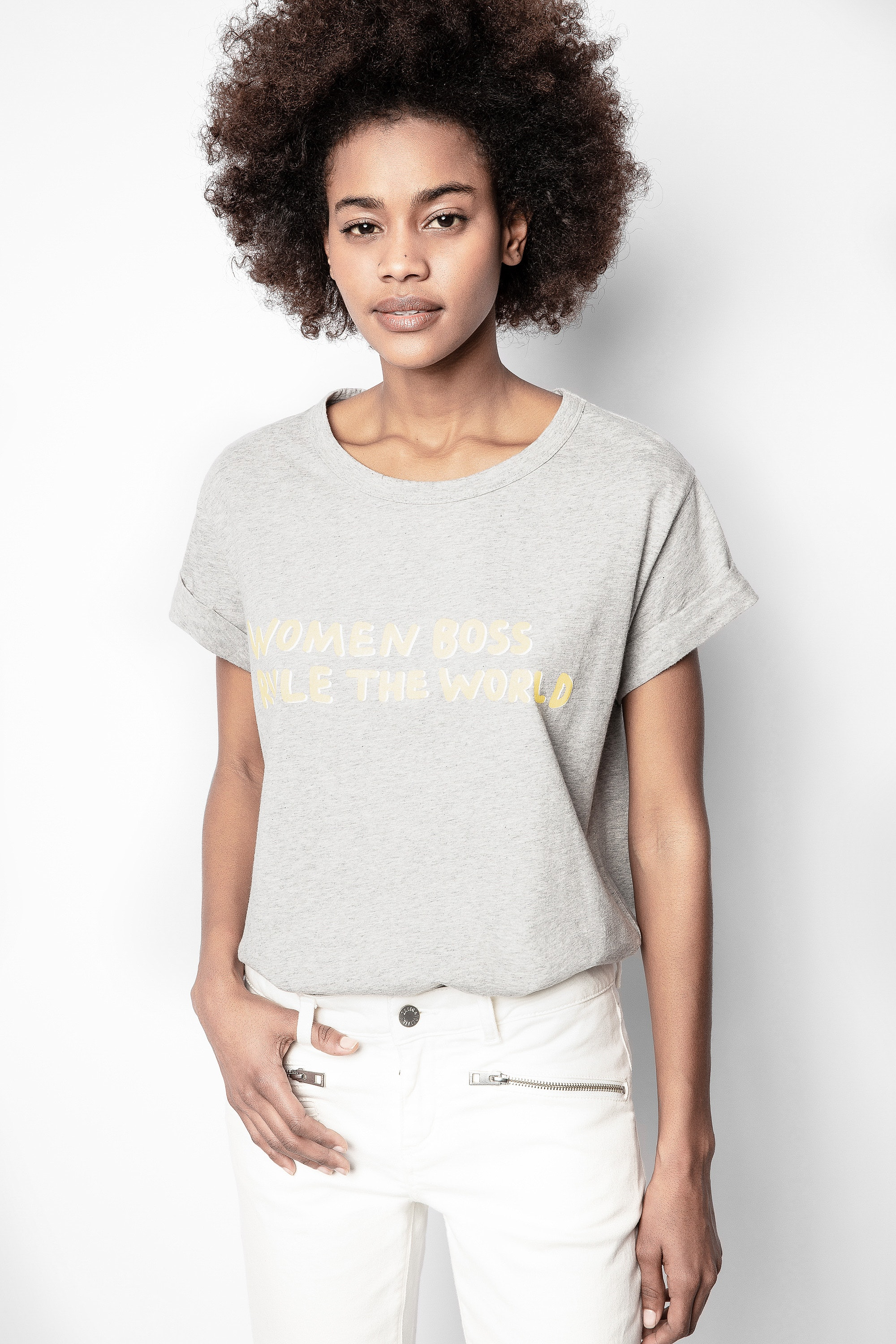 Anya Women Boss T-shirt