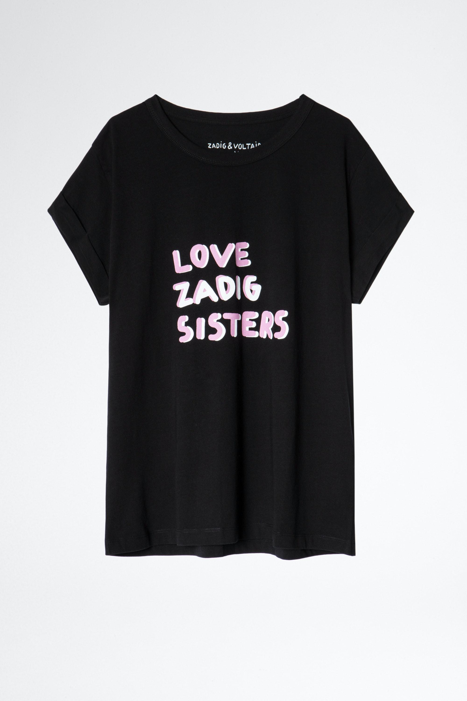Anya Zadig Sisters T-shirt