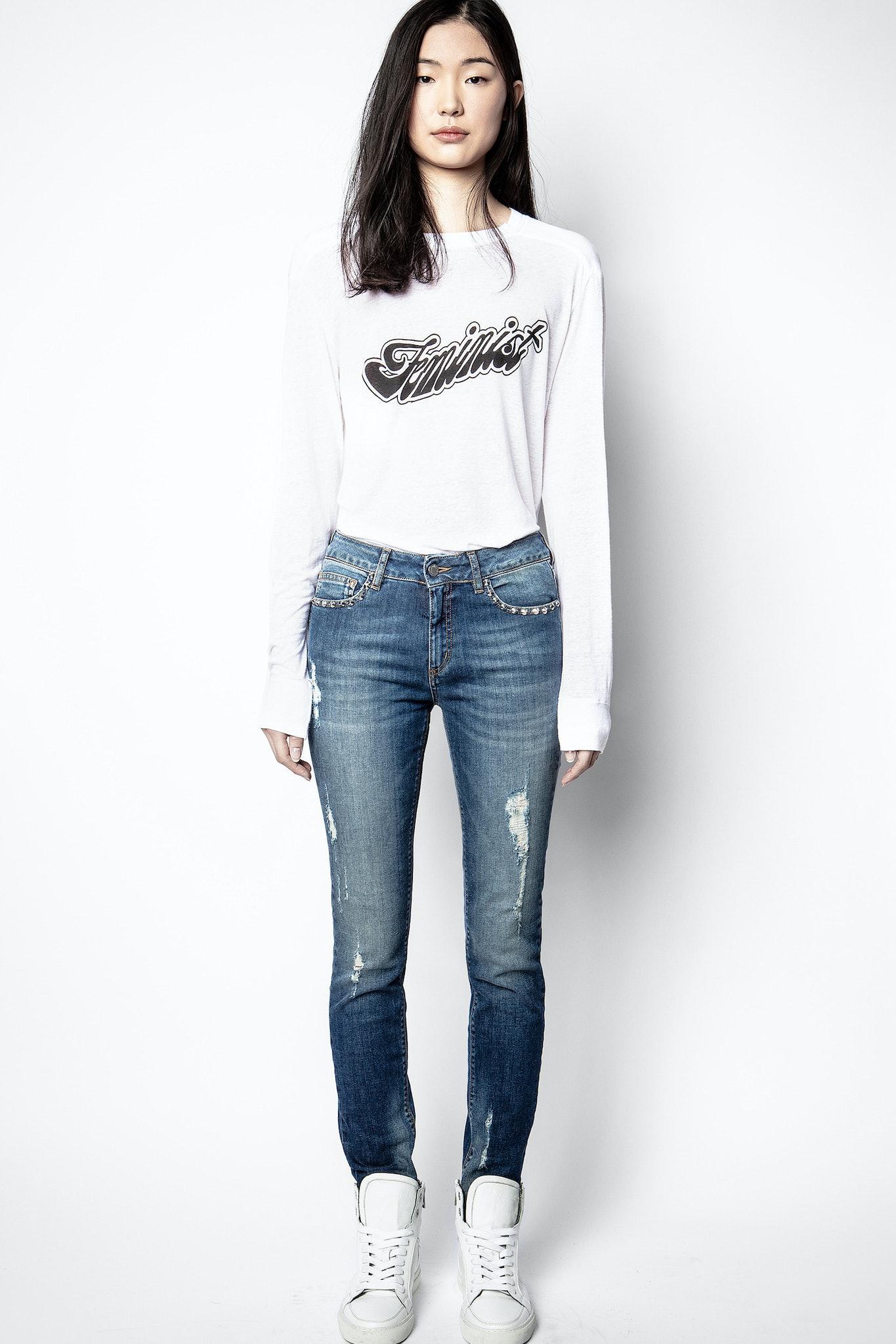T-Shirt Ericka Feminist