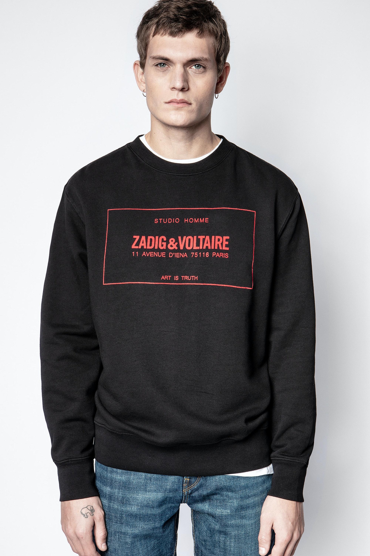 Sweatshirt Simba Blason