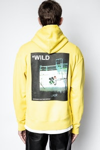 Sanchi Photoprint Wild Sweatshirt