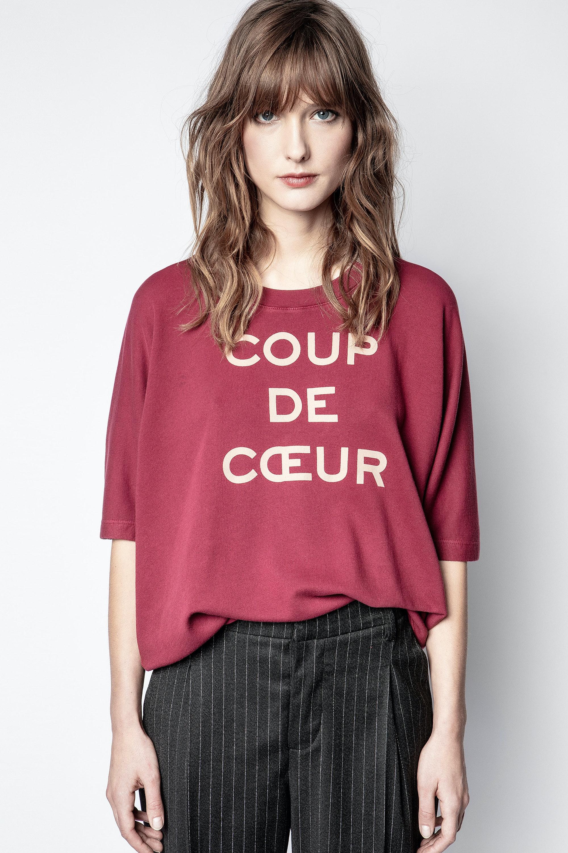 Portland Coup de Coeur Sweatshirt