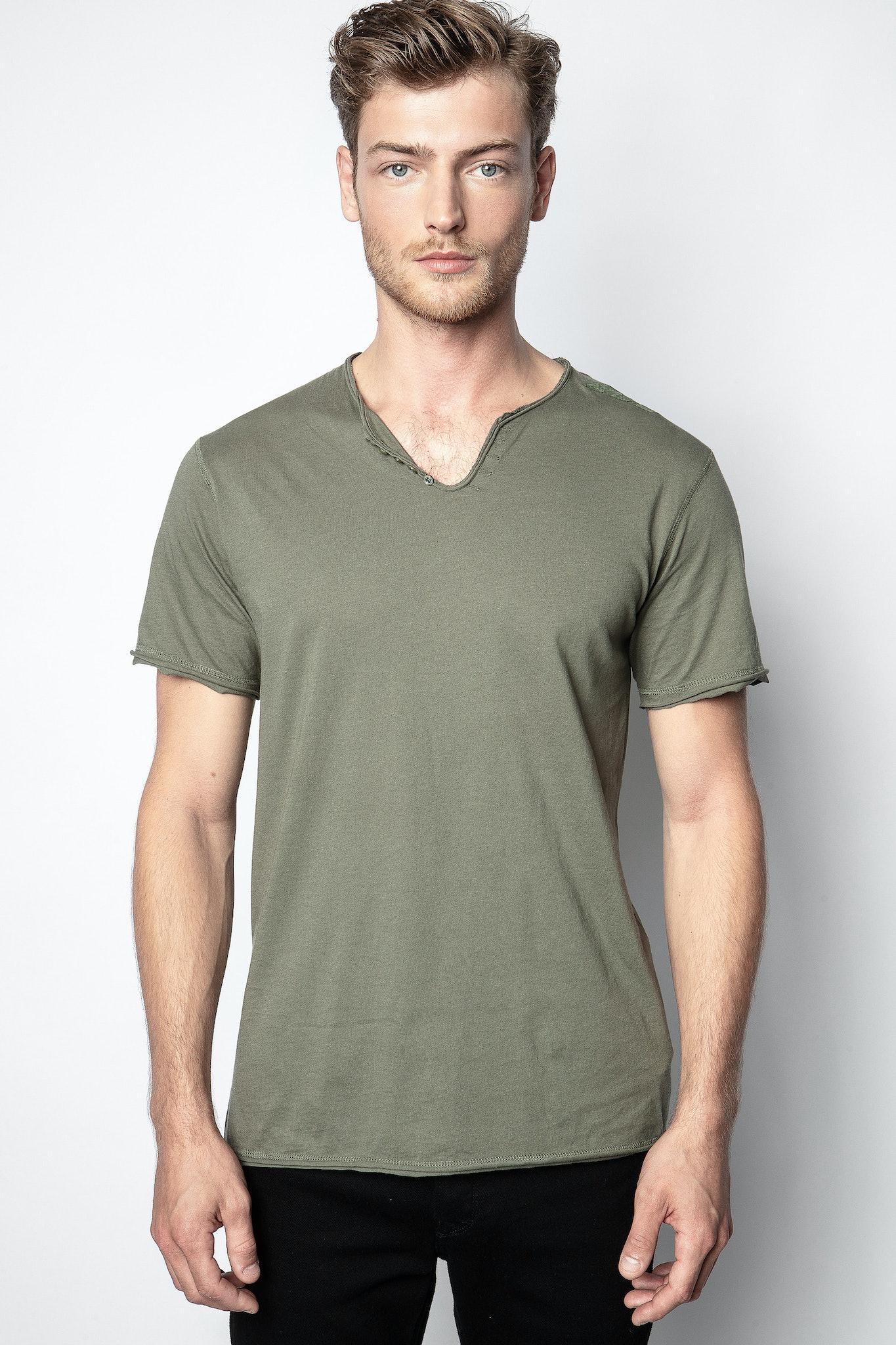Monastir Henley T-shirt