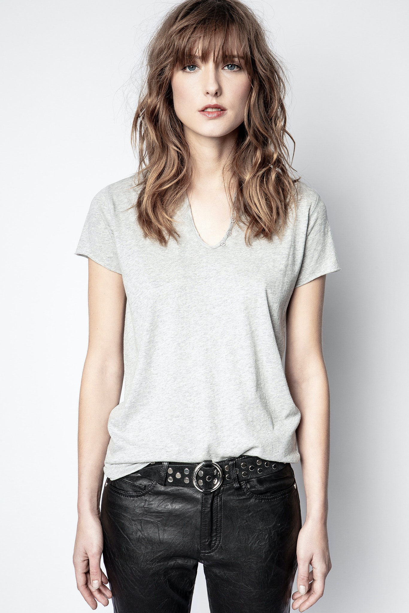 Henley-Shirt Paris Eiffel