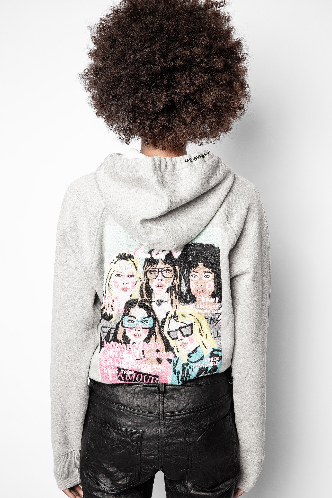 Sweatshirt Clipper Band of Sisters