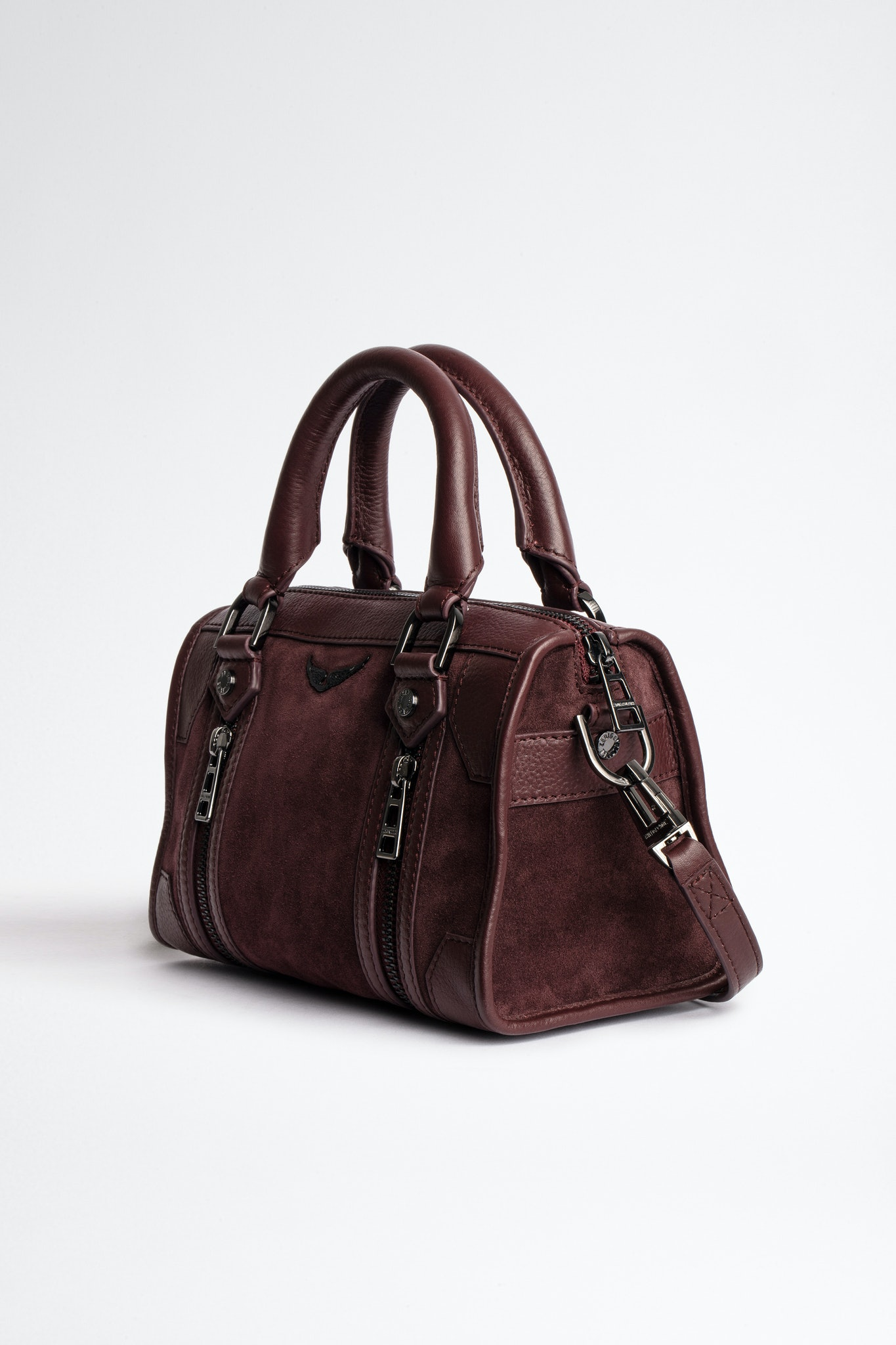 XS Sunny #2 Suede Bag
