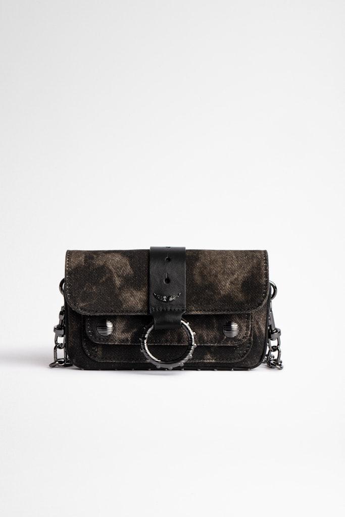 Acid Bleached Kate Wallet Bag