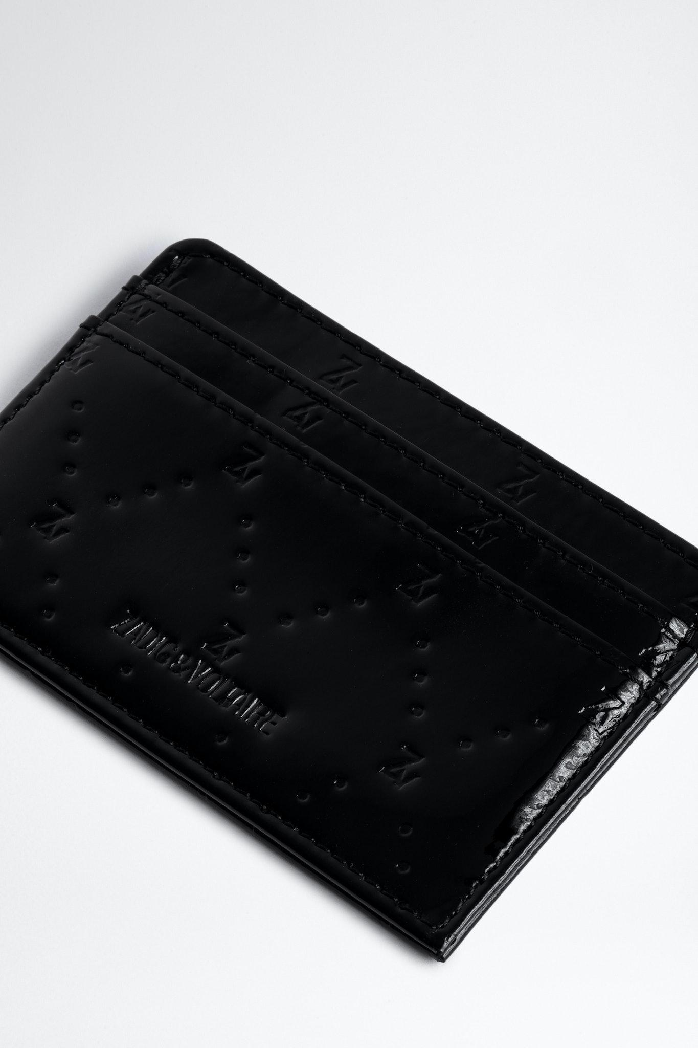 Tarjetero ZV Pass Embossed