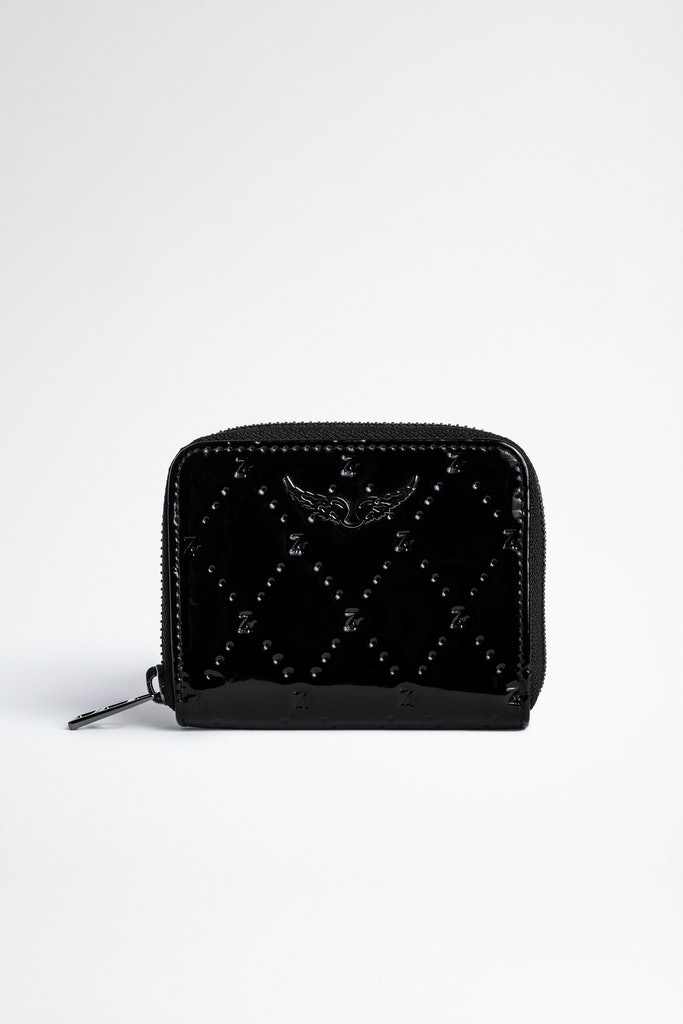 Portefeuille ZV Small Wallet Embossed