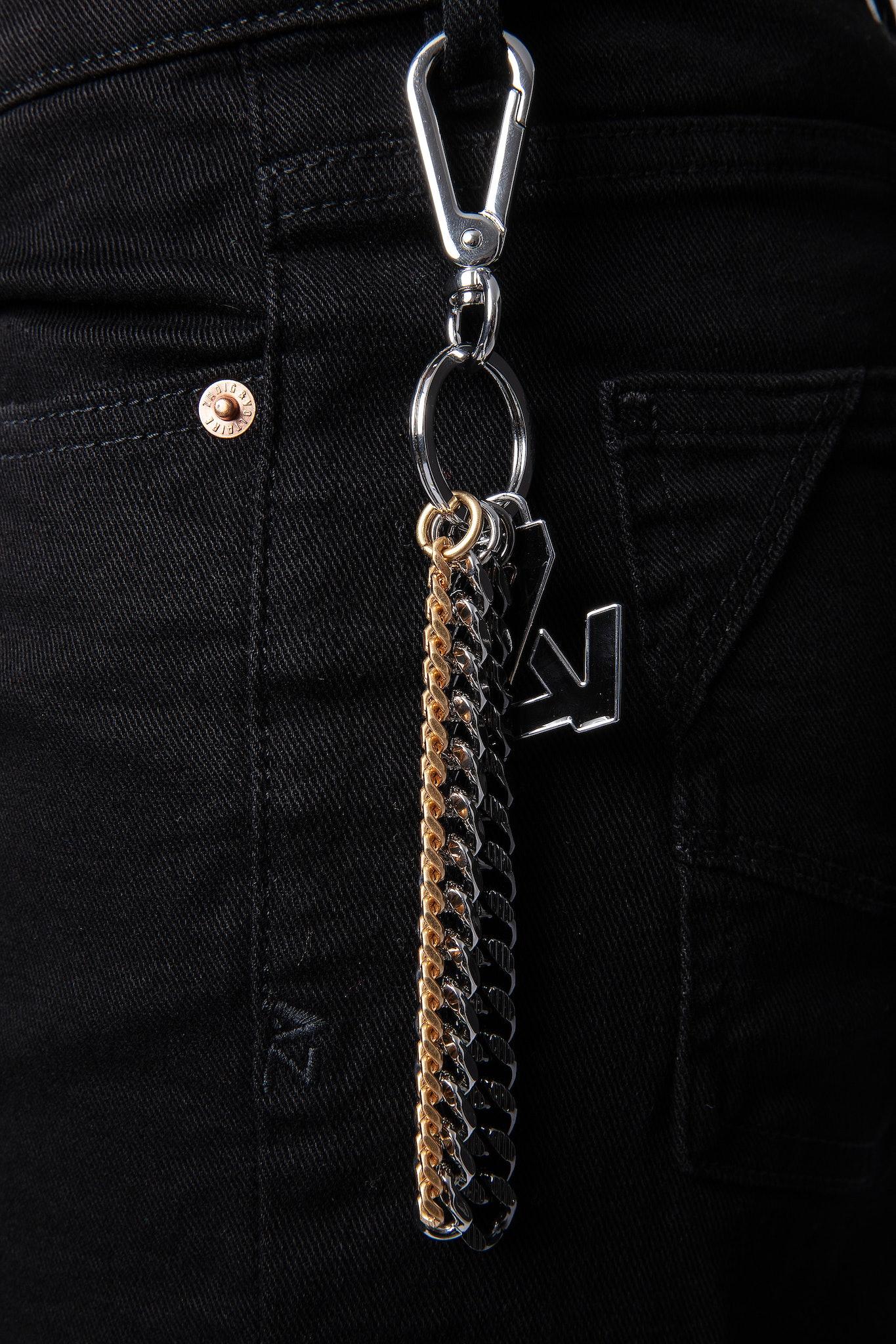 ZV Initiale Key Ring
