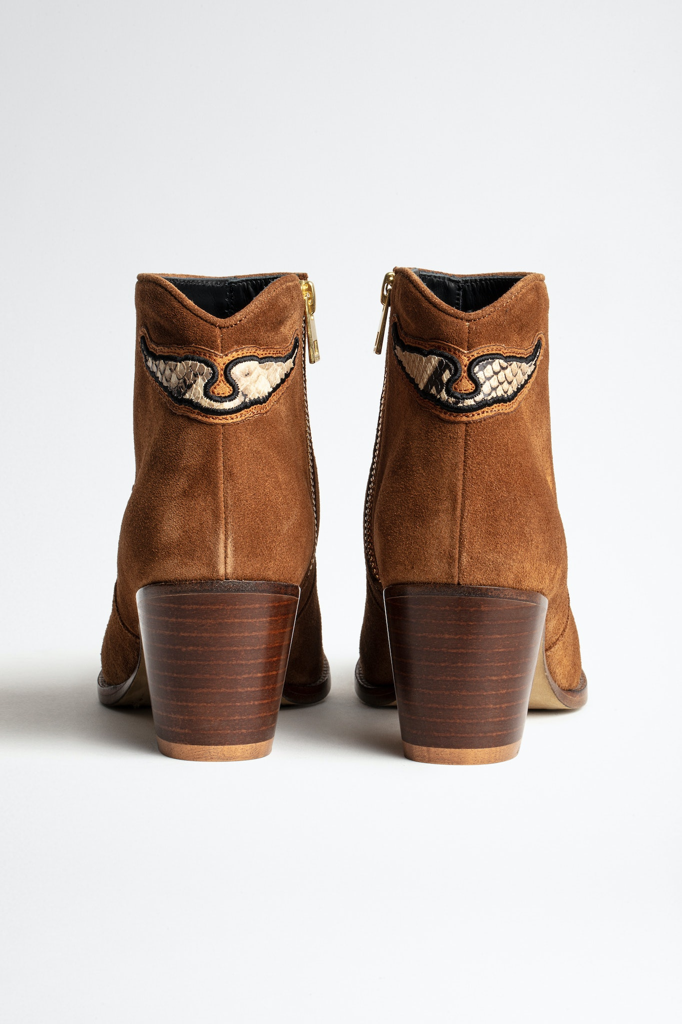 Molly Suède Ankle Boots