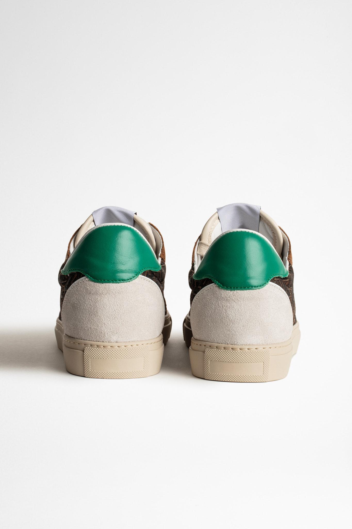 ZV1747 Board Sneakers - Monogram