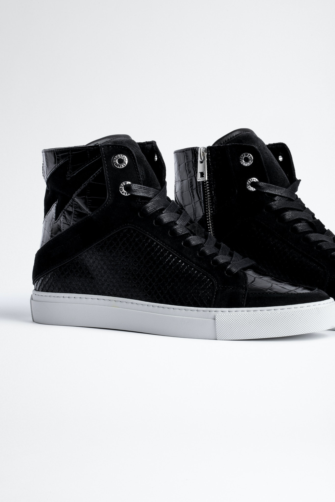 Sneakers ZV1747 High Flash Keith