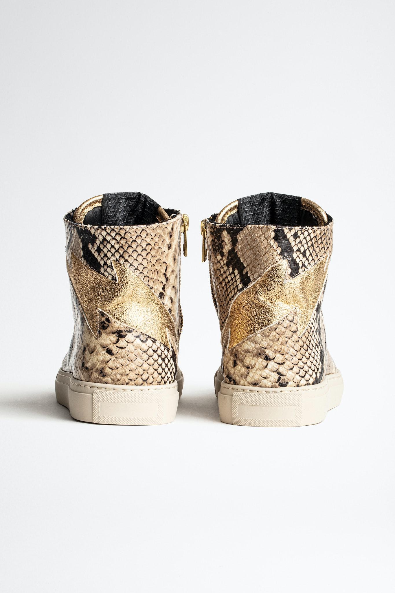 Sneakers ZV1747 High Flash Wild