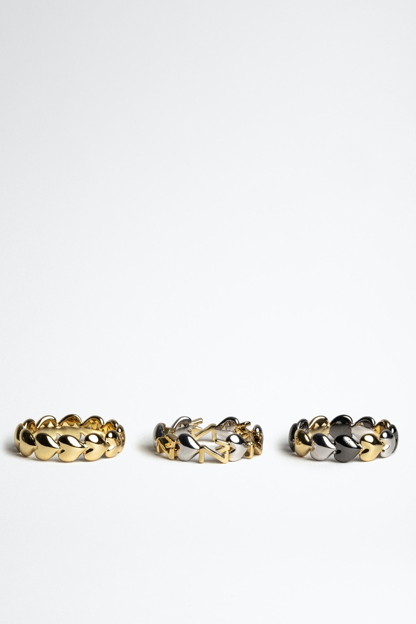 Mix N Match Trio of Rings