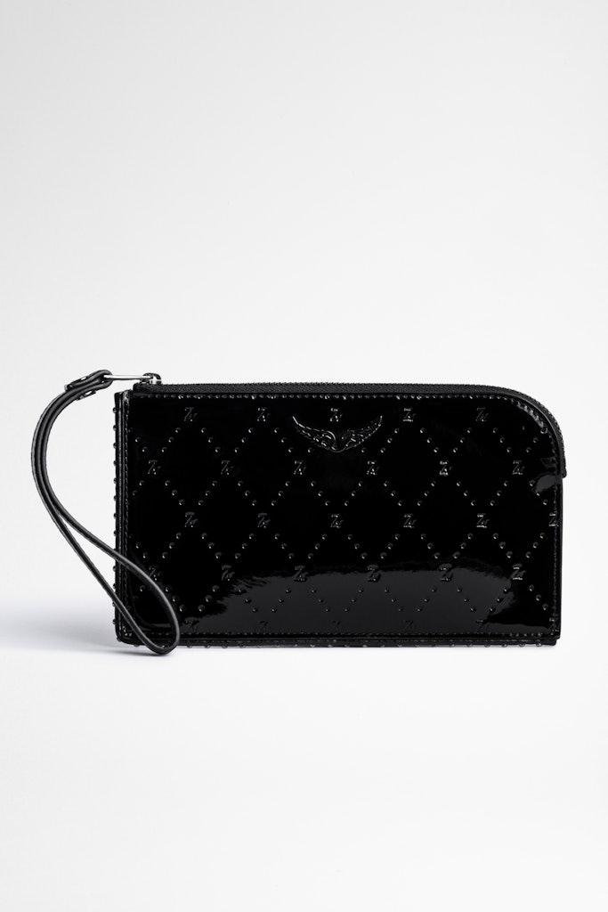Pochette Phone Wallet Embossed