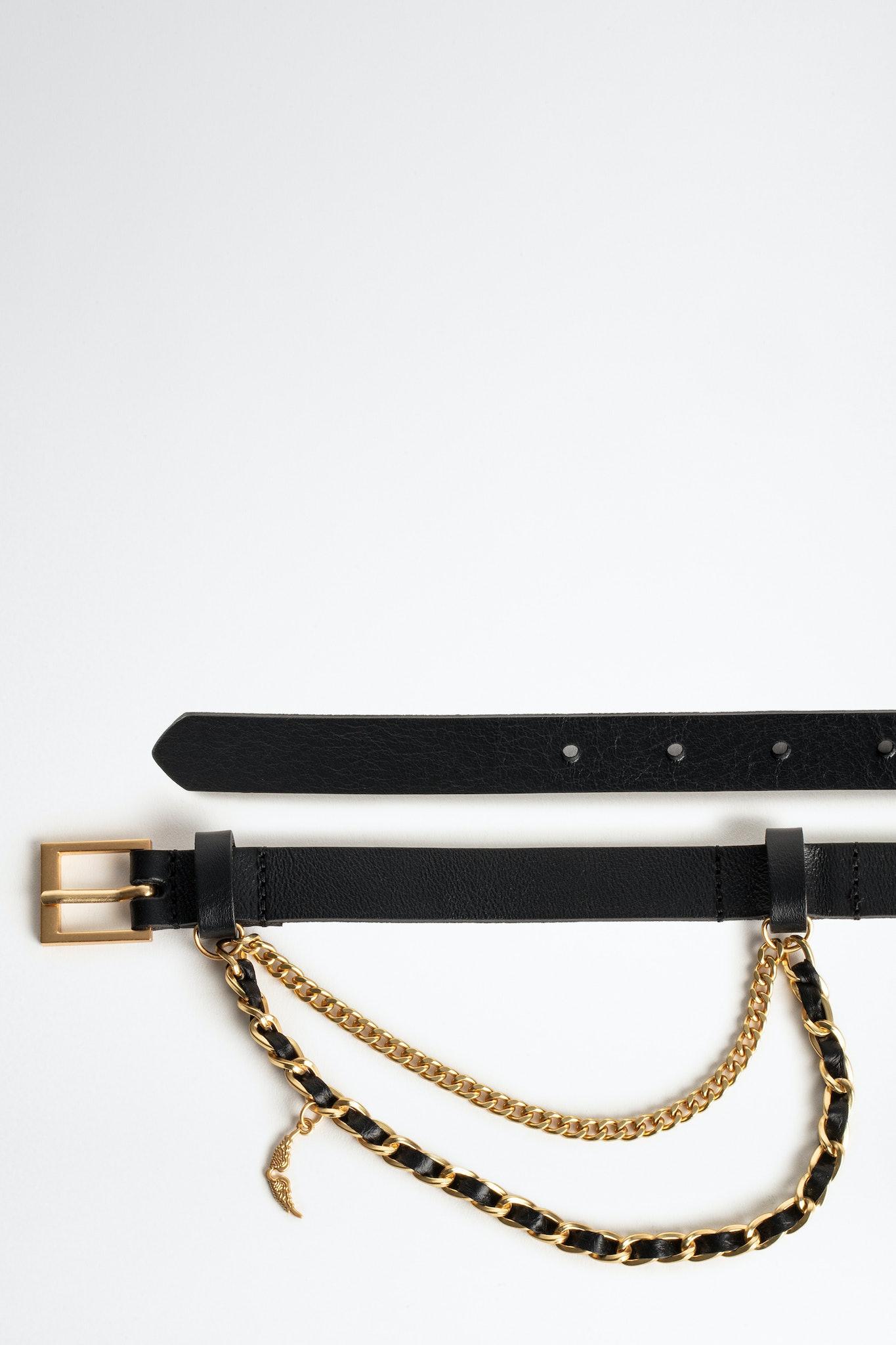 Rock Chain Belt