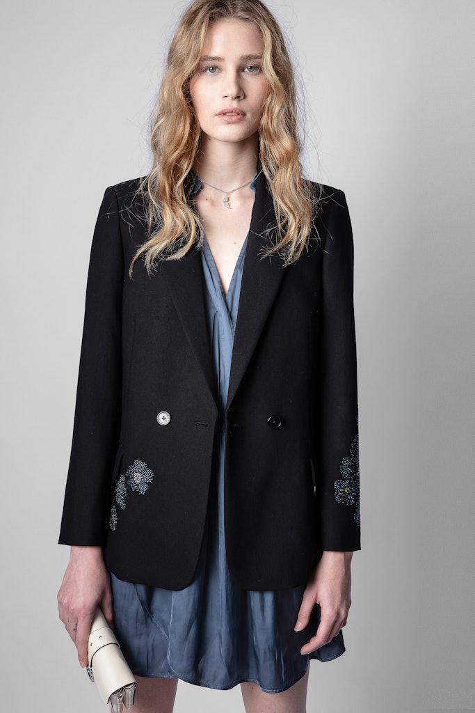 Visit Strass Jacket