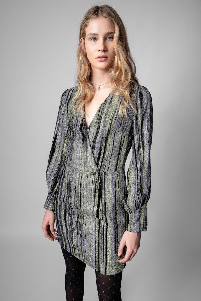 Rain Glitter Dress