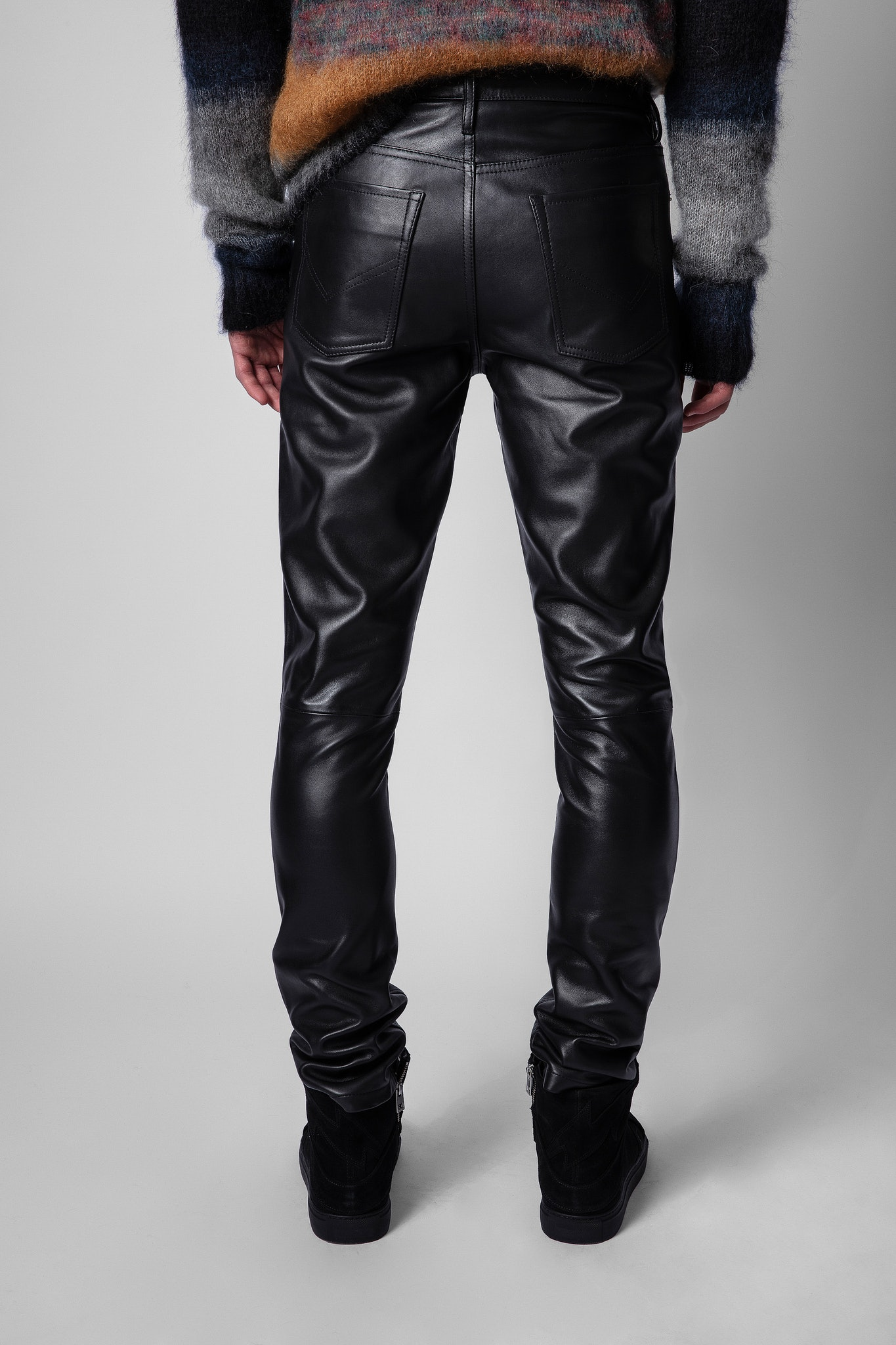 Pantalon Leather David