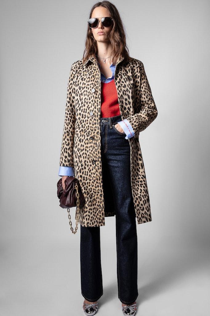 Gentleman Canvas Leo Coat