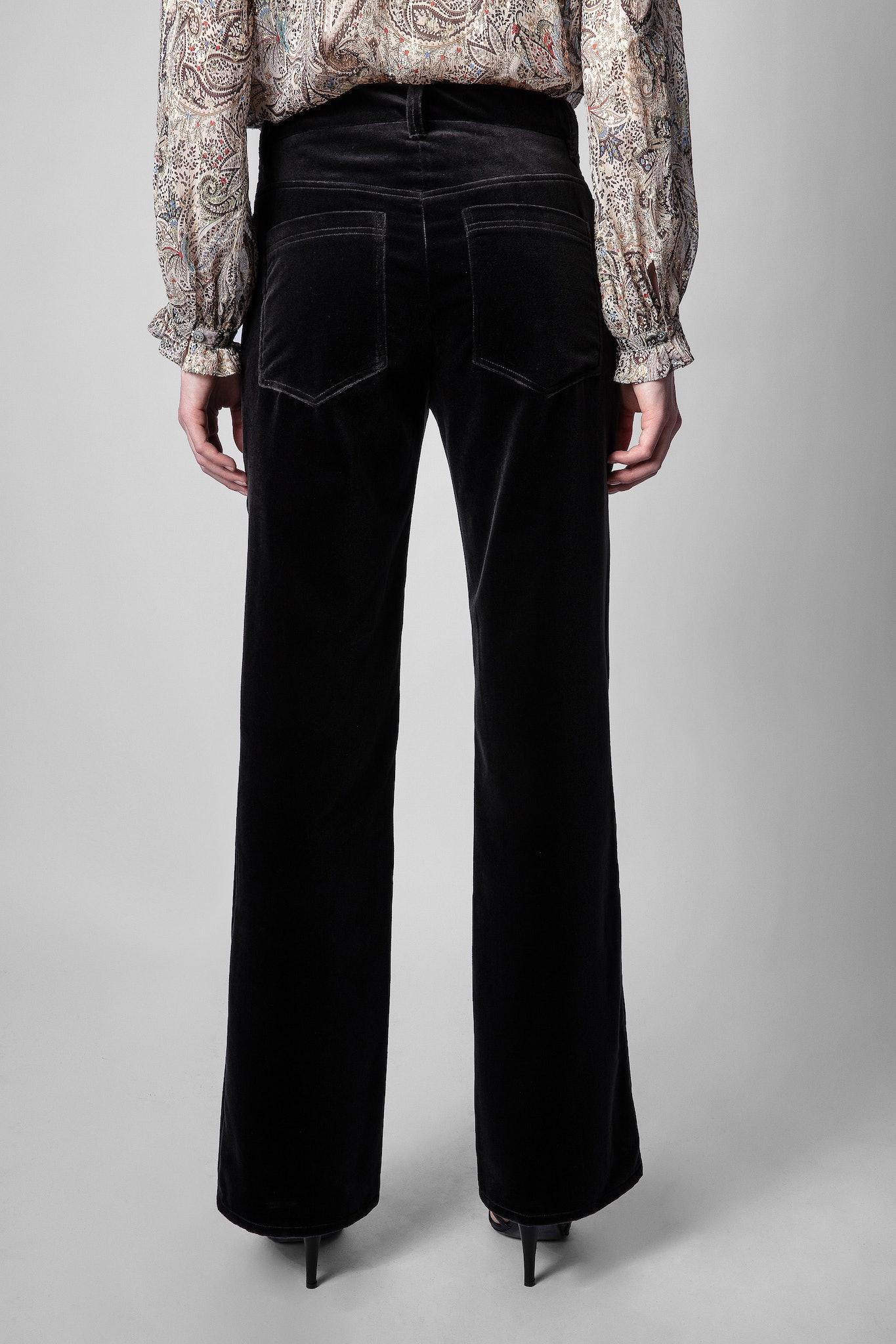 Pantalon Pistol Velvet