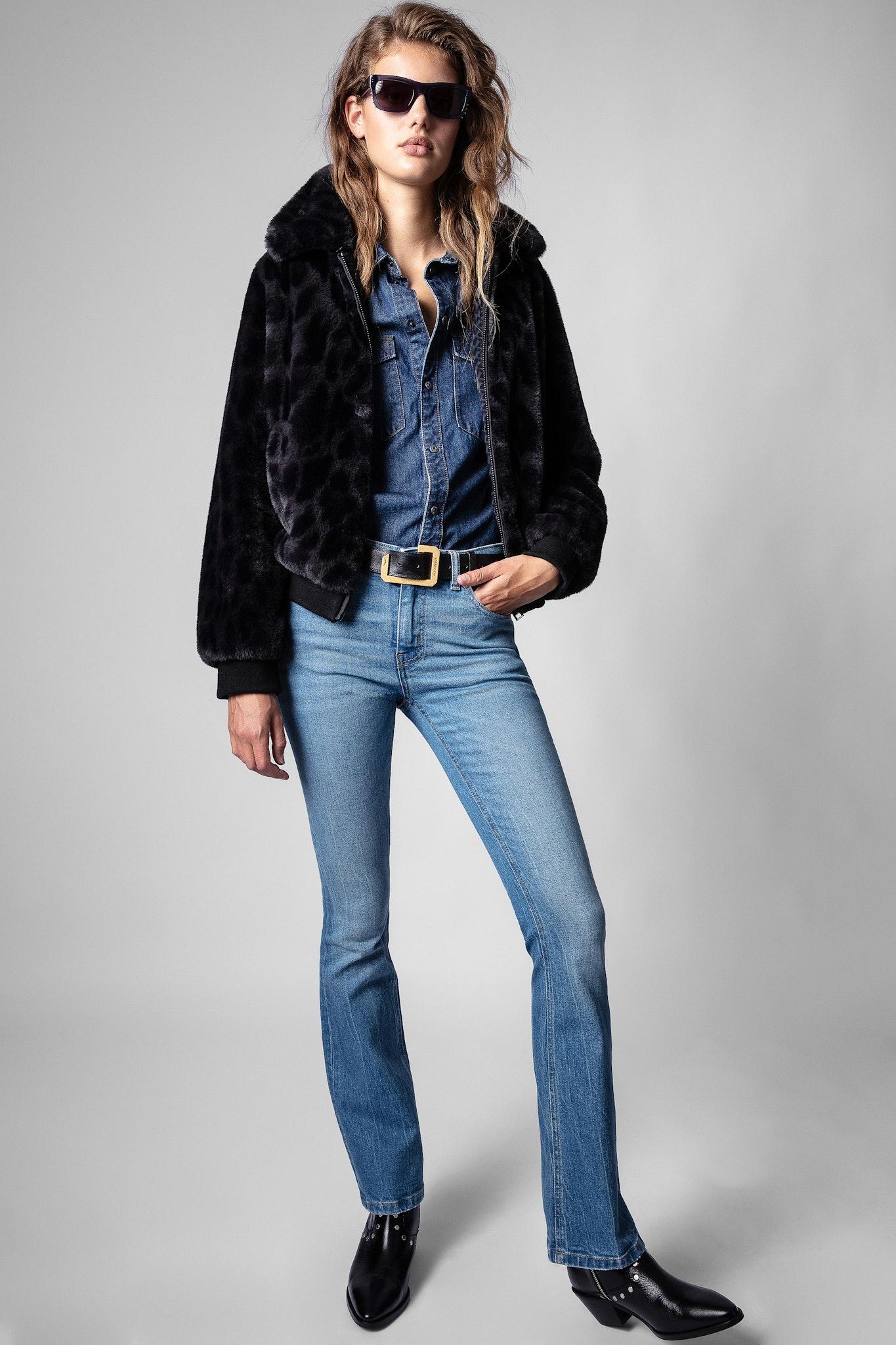 Fanny Leo Coat