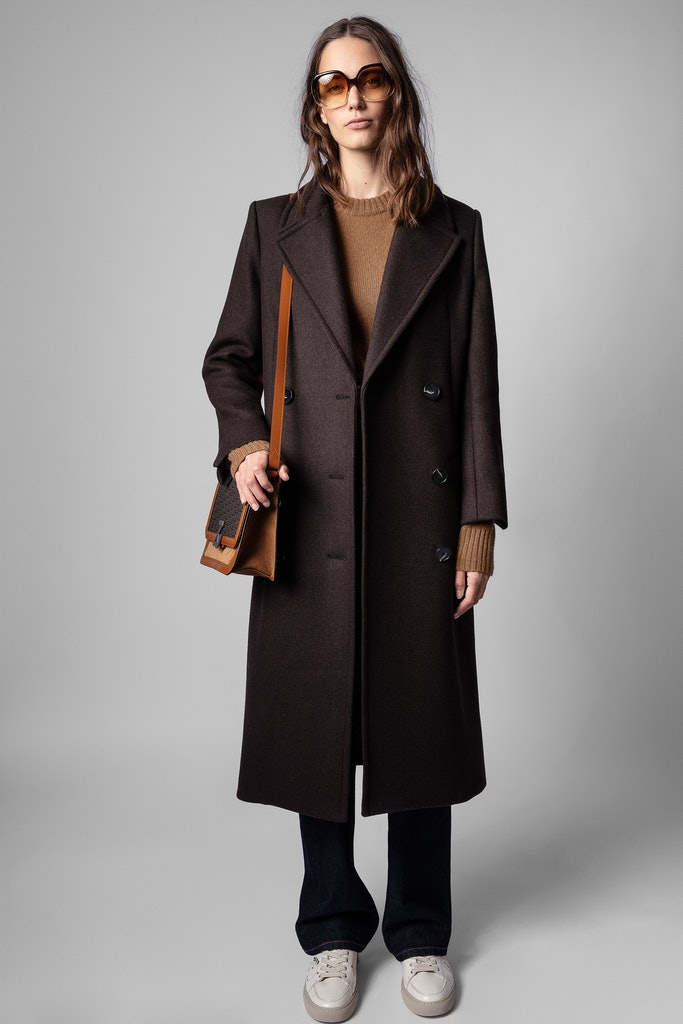 Mulan Coat