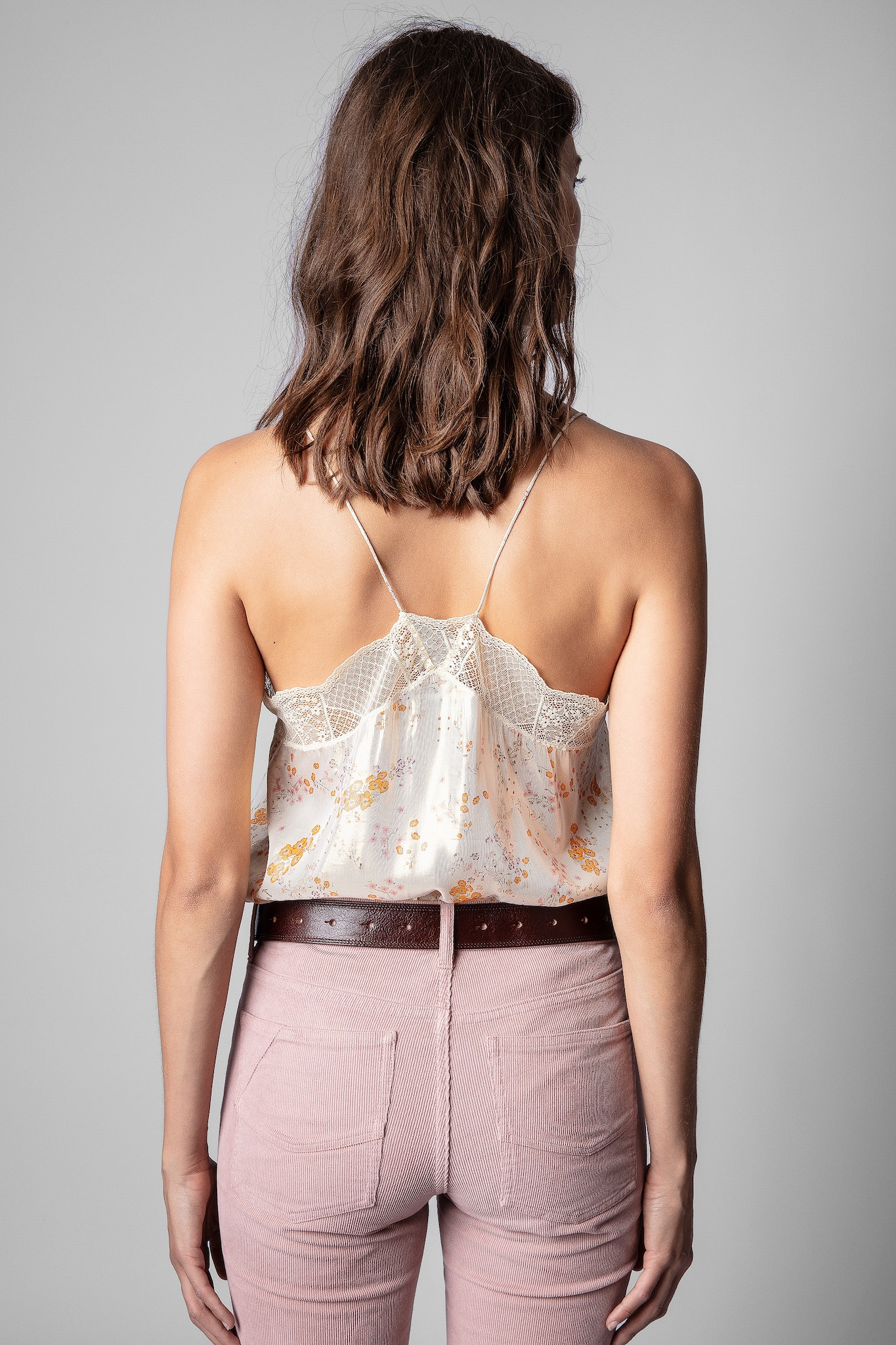 Christy Lame Camisole