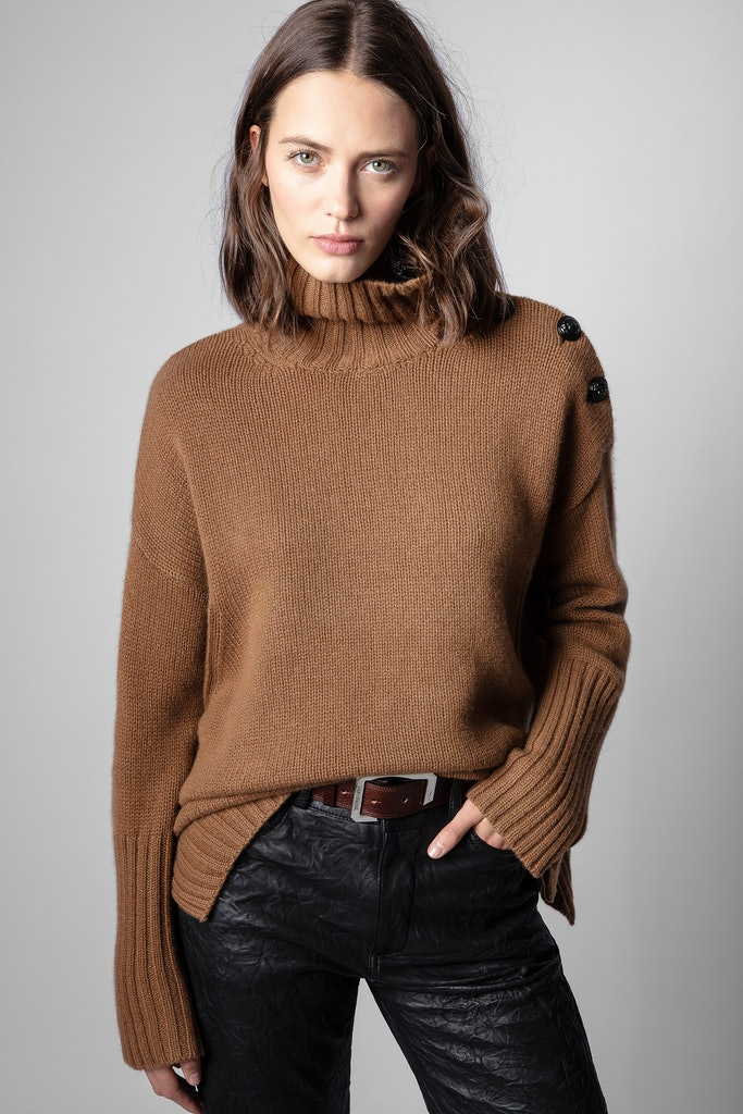 Alma Cashmere Sweater