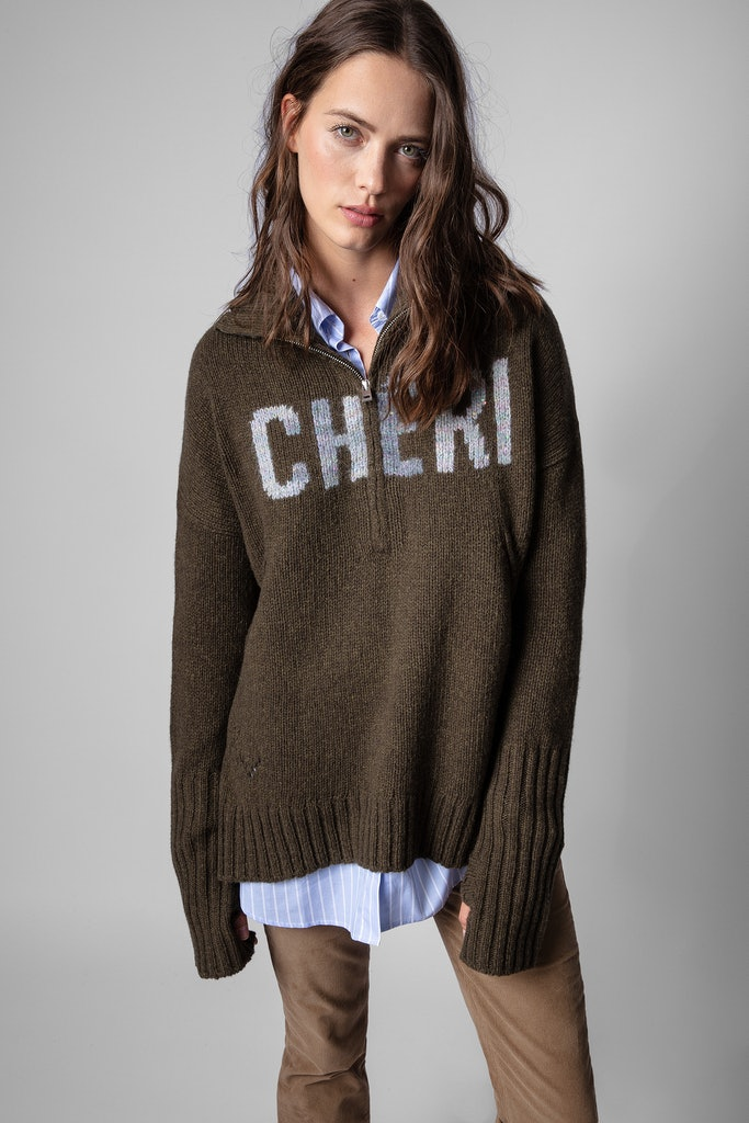 Almy Cheri Sweater
