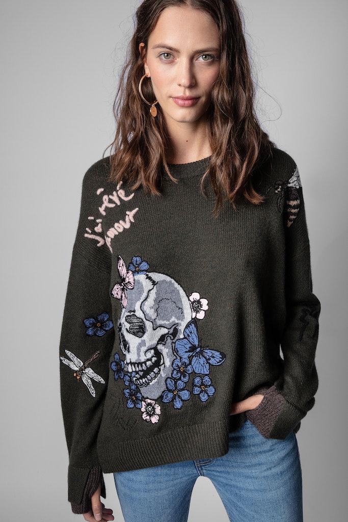 Markus Tatoo Sweater