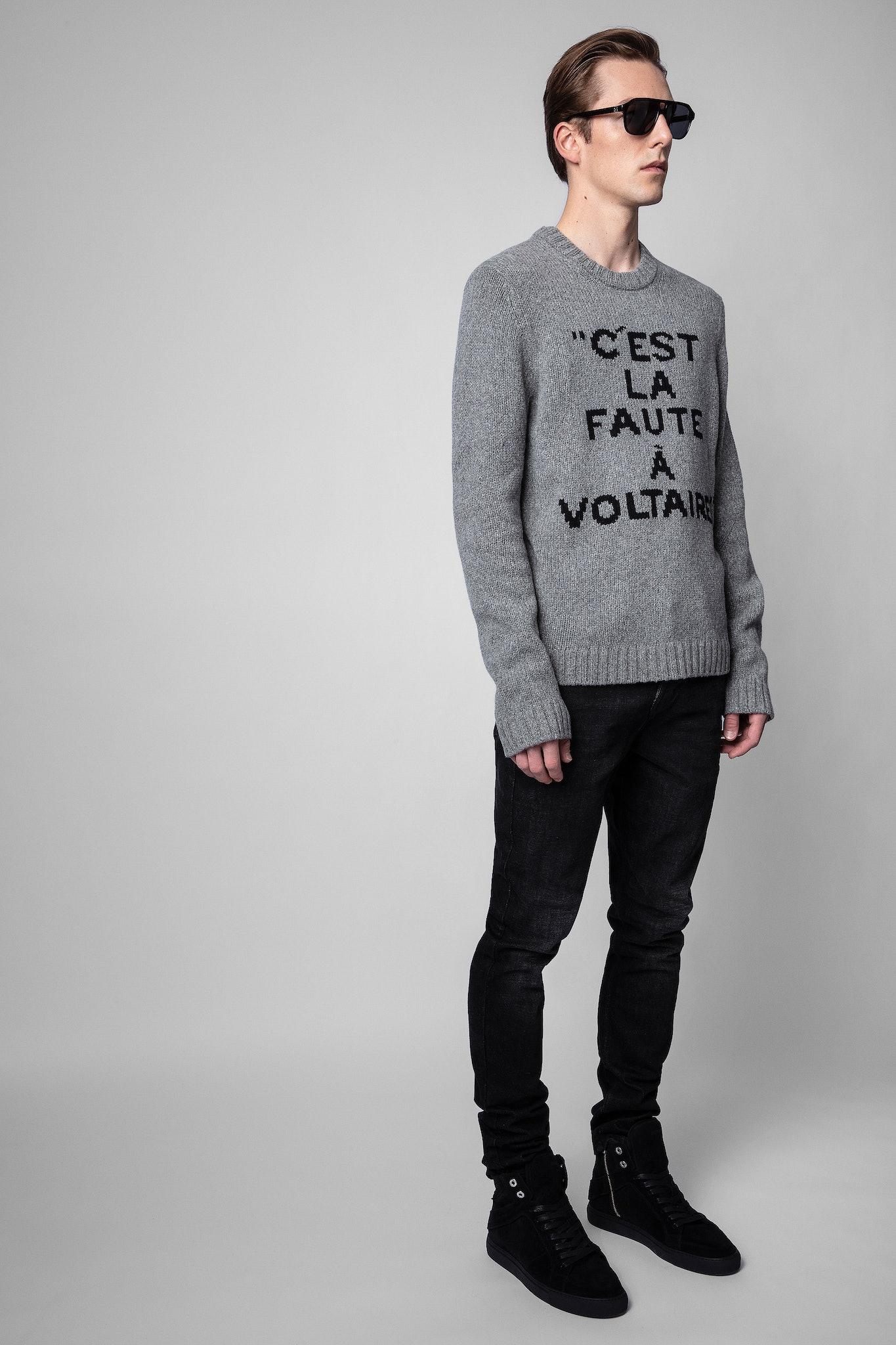Kennedy La Faute À Voltaire Sweater
