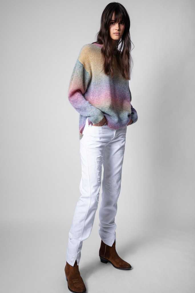 Pullover Sunday Multicolor