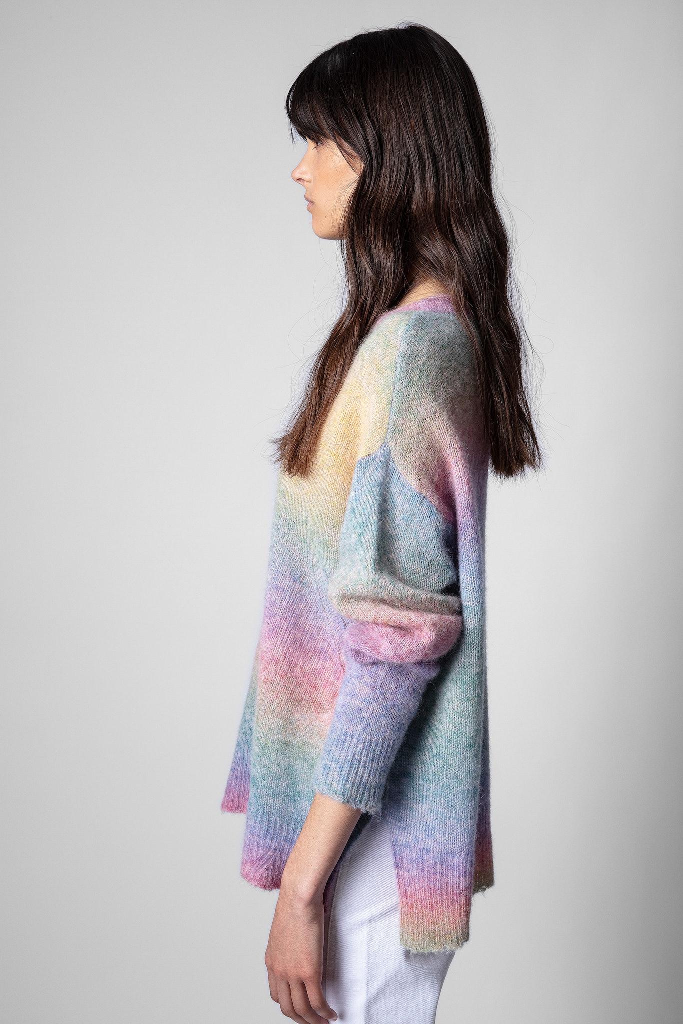 Multicoloured Sunday Sweater