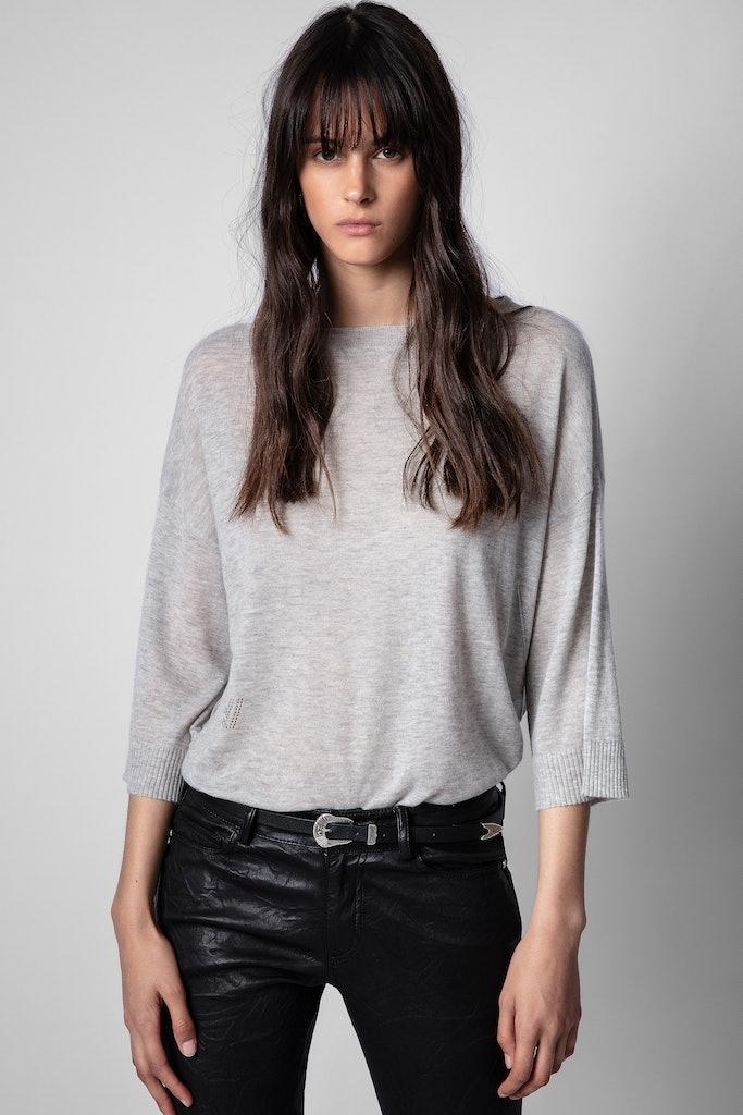 Cashmere Flint Sweater