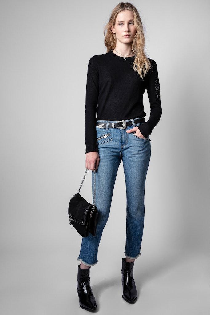 Miss Arrow Sweater