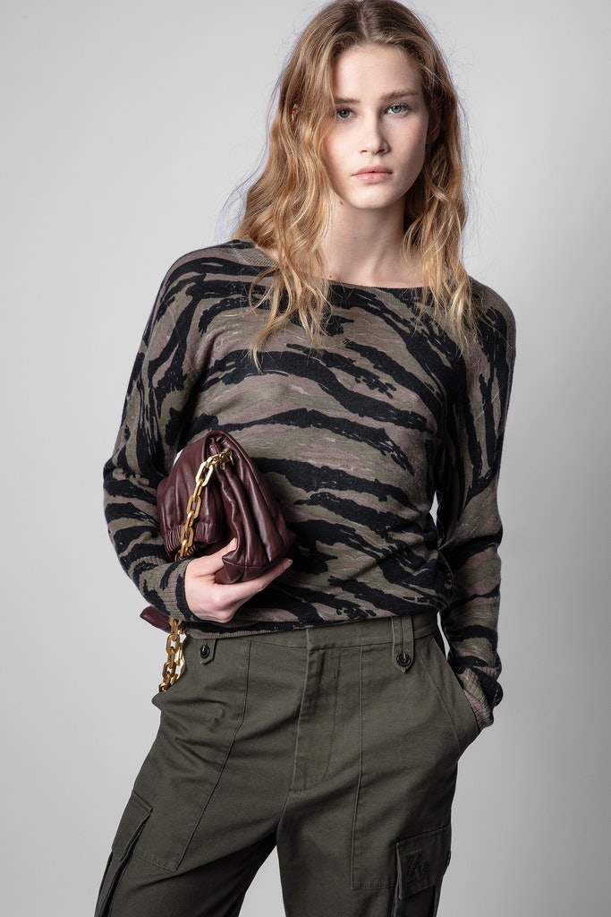 Axel Cashmere Sweater